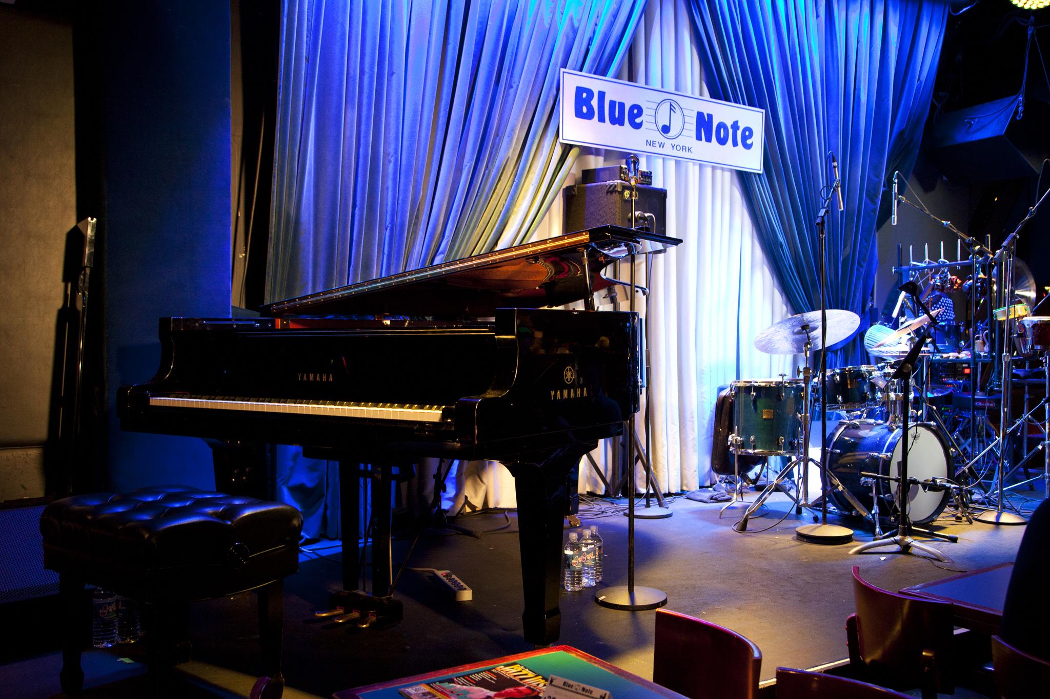 The Blue Room Kansas City History