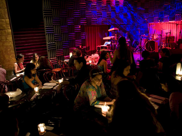Joe's Pub at the Public Theater