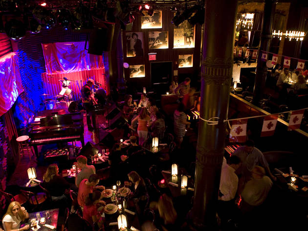 Joe's Pub (Photograph: Michael Kirby)