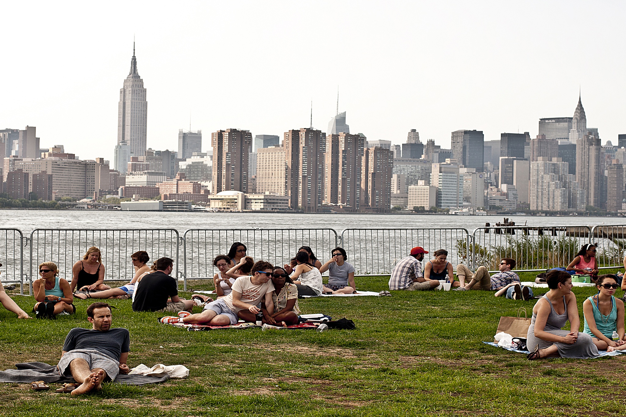 The Williamsburg Waterfront