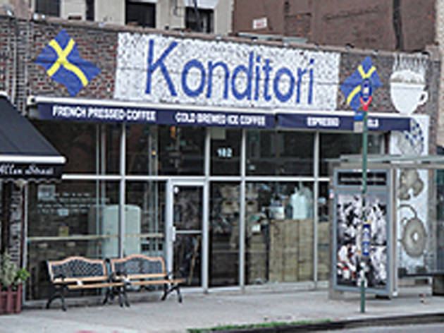 COFFEE SHOP: Konditori
