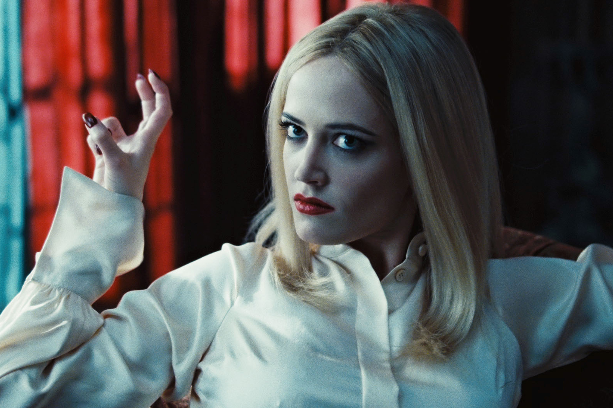 Eva Green in Dark Shadows