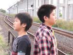 Ohshiro Maeda, left, and Koki Maeda in I Wish