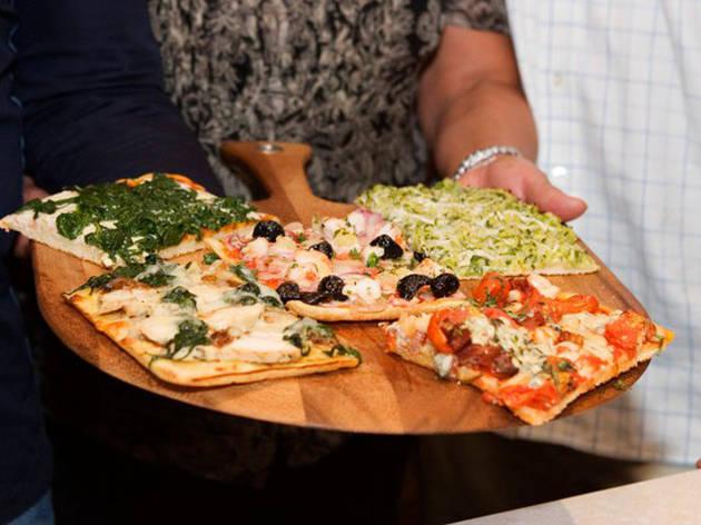 Krunch Pizza Bar (CLOSED)