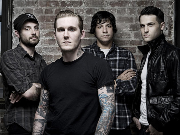 The Gaslight Anthem + Jimmy Eat World + Against Me!