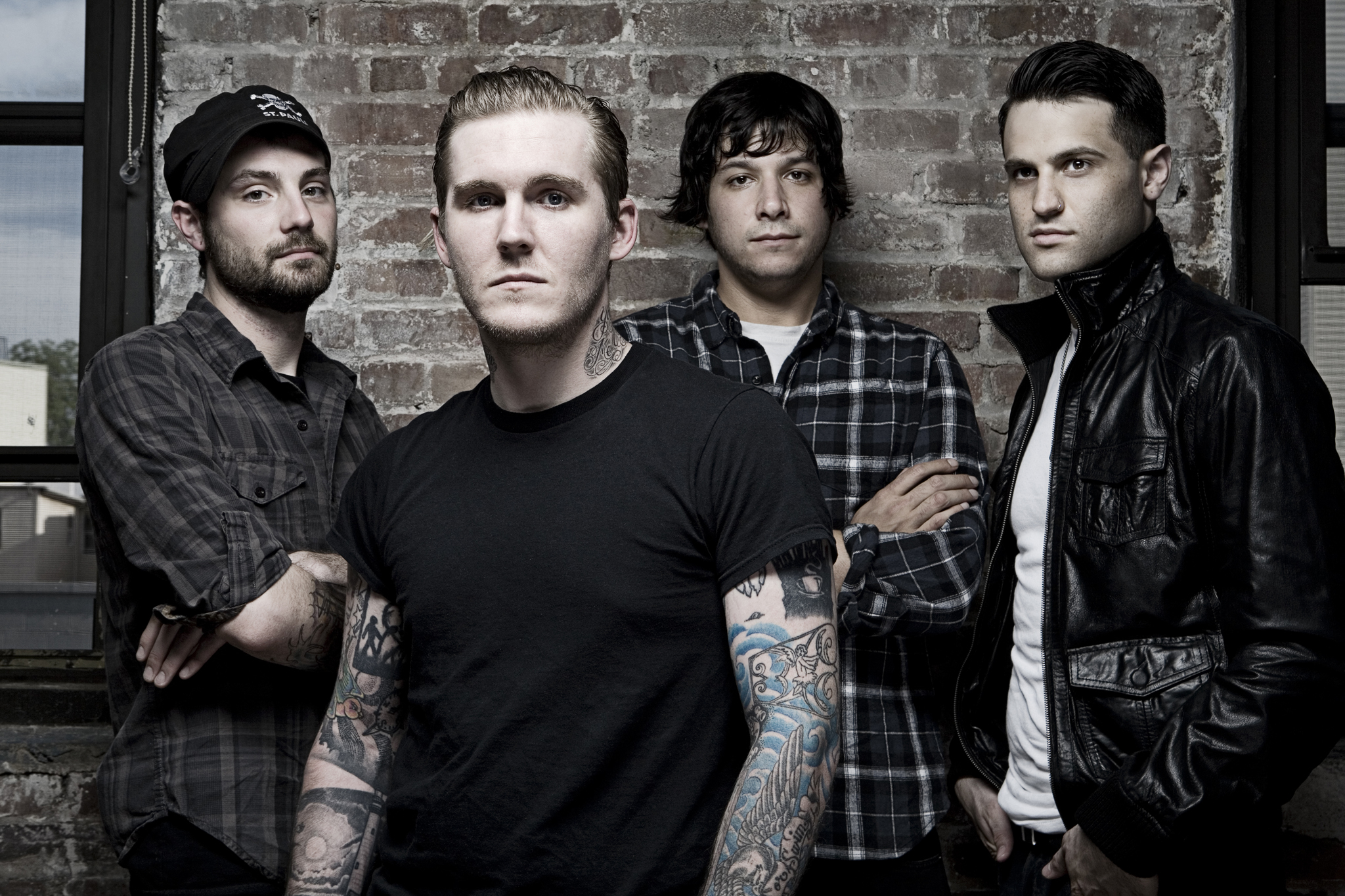 The Gaslight Anthem + Jimmy Eat World + Against Me! | PNC Bank Arts Center; Sept 13