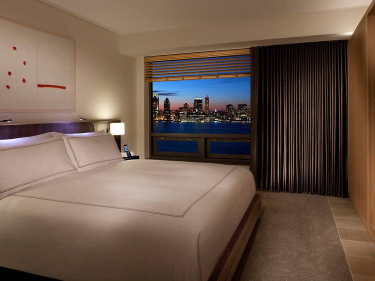 NYC hotels with the best free stuff