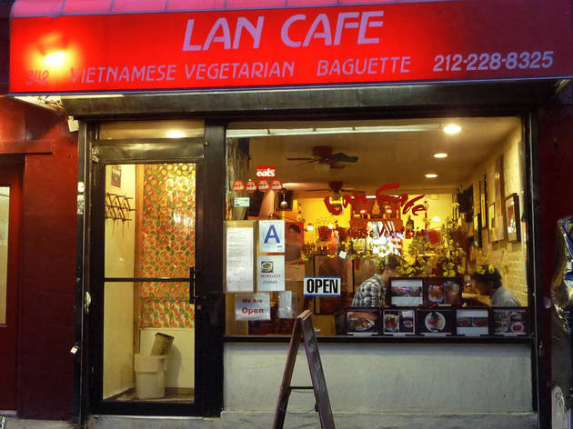 Lan Café (CLOSED)