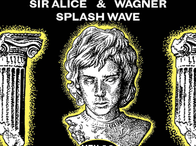 Gonzaï V : Chevalier Avant Garde + Sir Alice + Wagner + Splash Wave