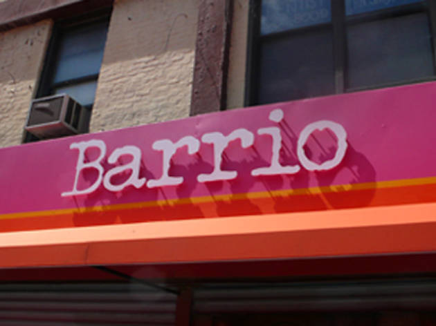 Barrio (CLOSED)