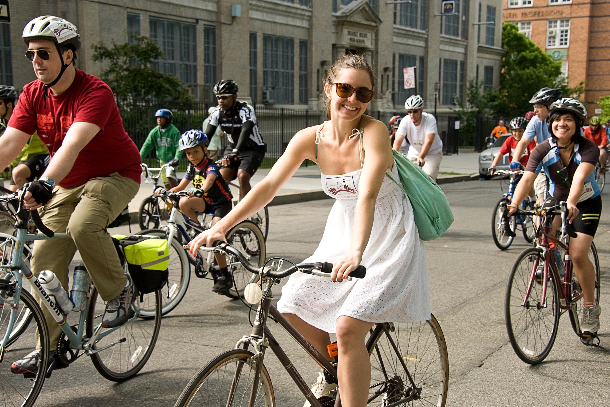 Ride during Bike Month