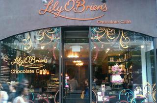 Lily O'Brien's Chocolate Café (CLOSED)