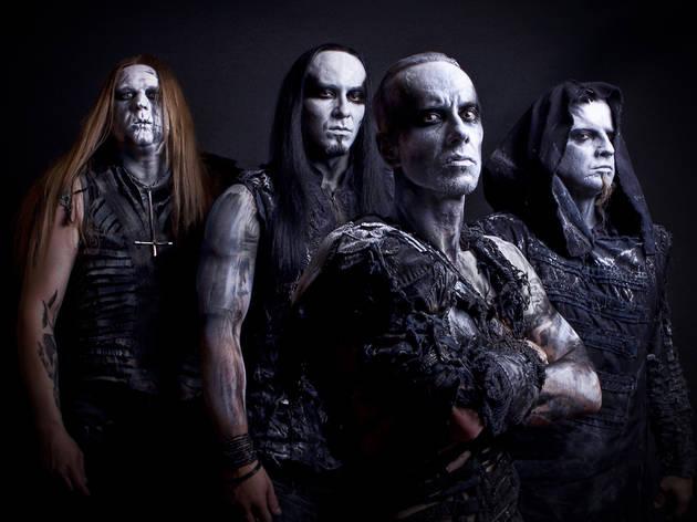 Behemoth + Watain + The Devil's Blood + In Solitude + Evoken