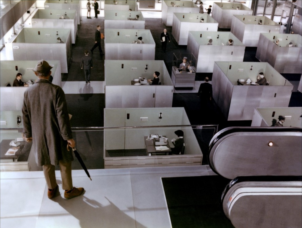 Playtime (Jacques Tati, 1967)