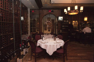 Wolfgang's Steakhouse (Photograph: Marielle Solan)