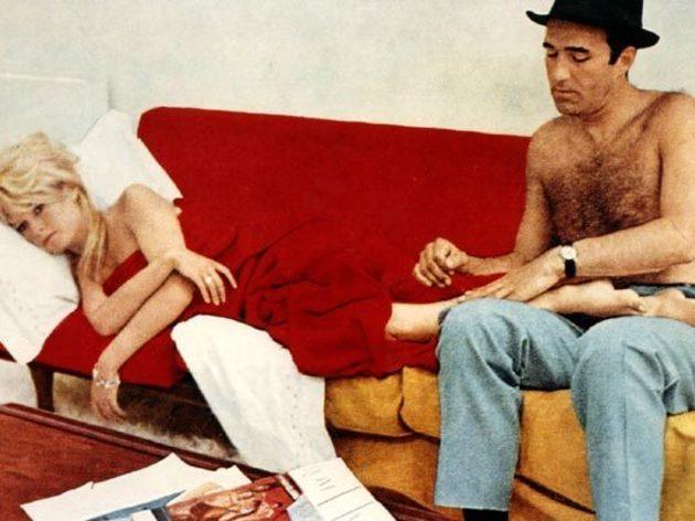 Contempt / Le Mepris (1963)
