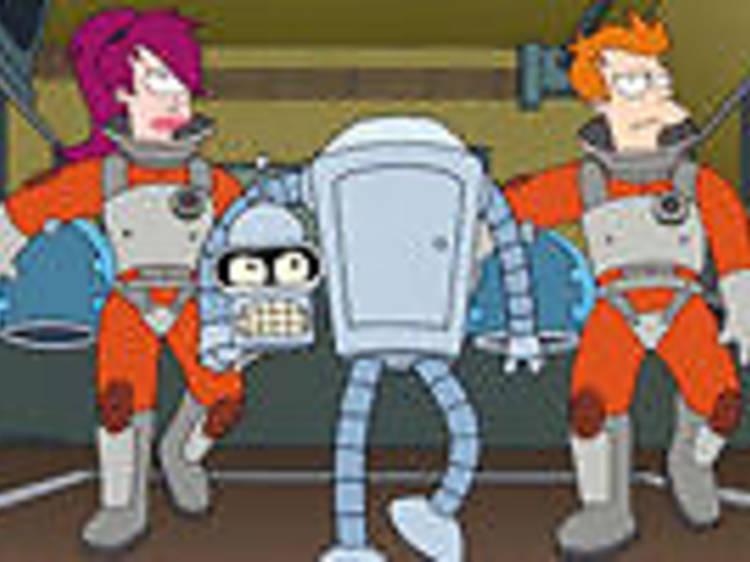 Futurama (1999–2003)