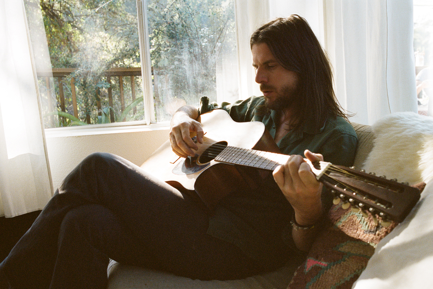 Jonathan Wilson and friends