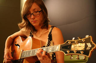 Mary Halvorson + The Lucky Chops Brass Band