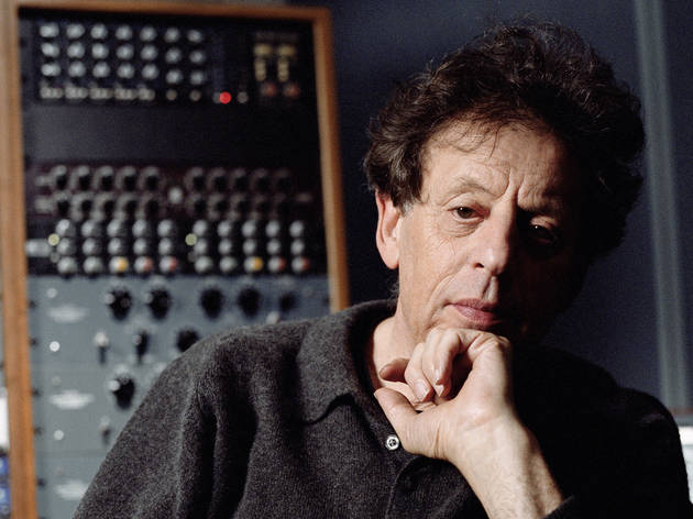Perform in a Philip Glass premiere during Make Music New York