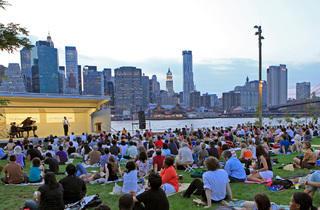 Metropolitan Opera Summer Recital Series