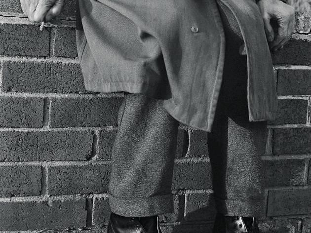 ('Torso', Pelaw, Gateshead, Tyneside, 1978 / Courtesy of the Artist / © Chris Killip)