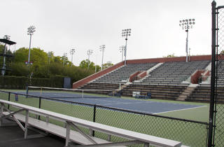 Billie Jean King Tennis Center (Photograph: Lauren Foy)