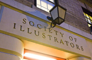 Society of Illustrators (Photograph: Caroline Voagen Nelson)