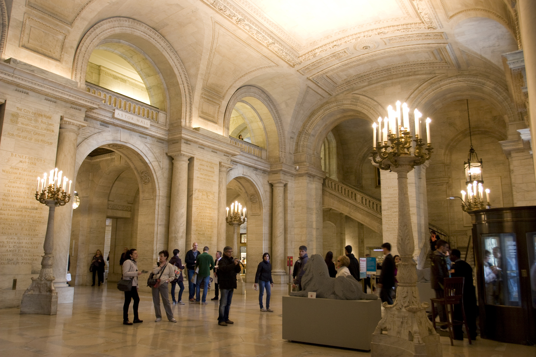 New York Public Library Stephen A. Schwarzman Building