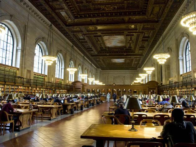 New York Public Library Stephen A Schwarzman Building A