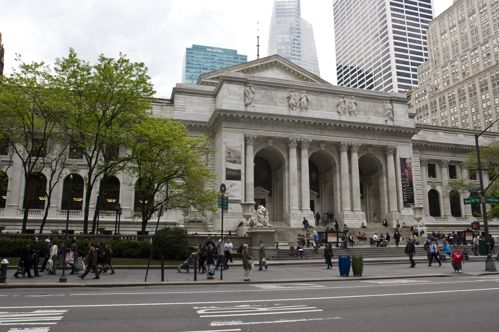 How to download free books from the New York Public Library