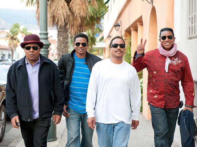 The Jacksons Unity Tour 2012