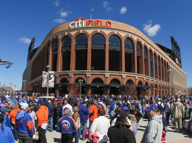 Citifield (Photograph: Dominick Totino)