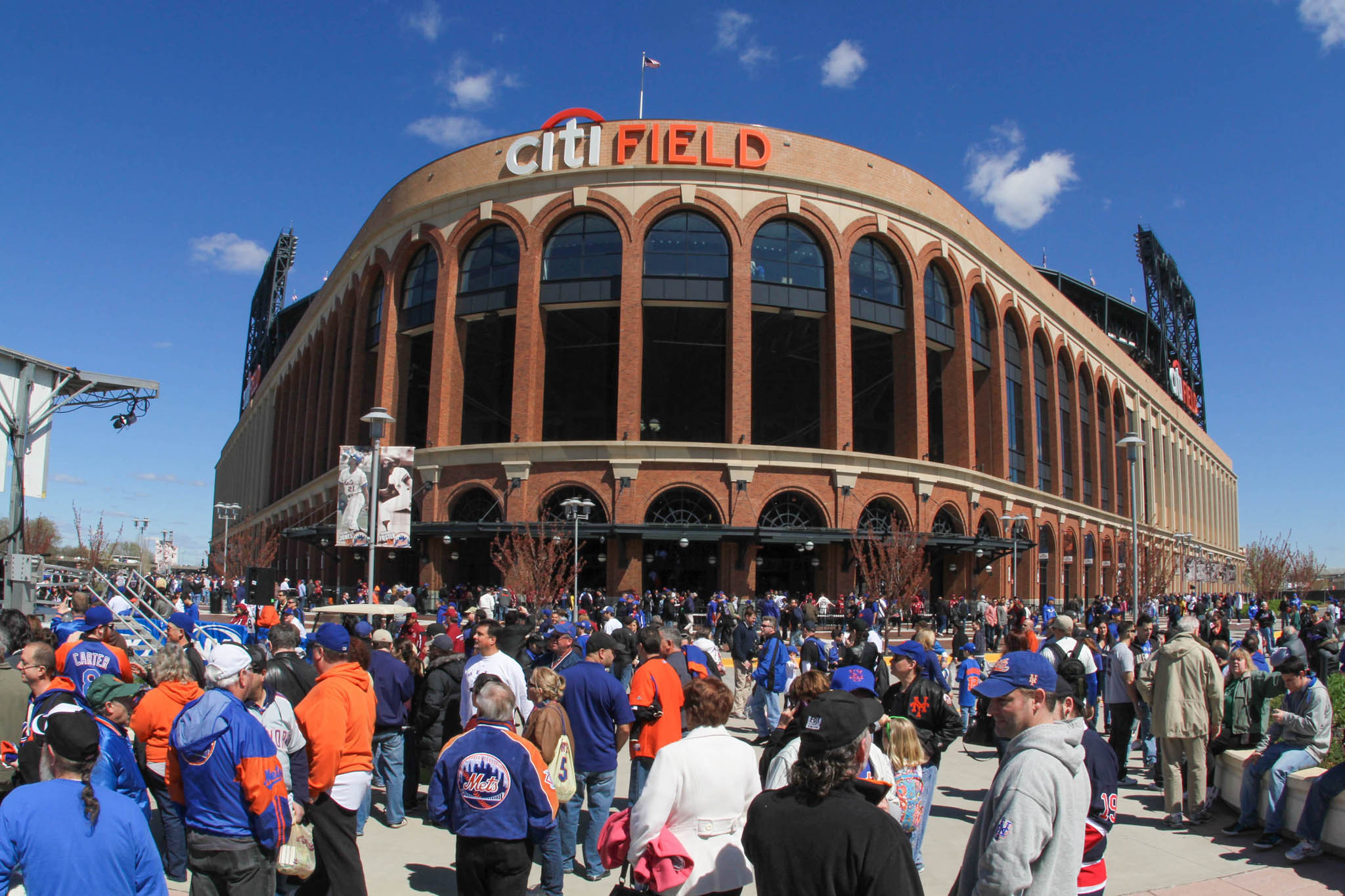 …or the Mets at Citi Field