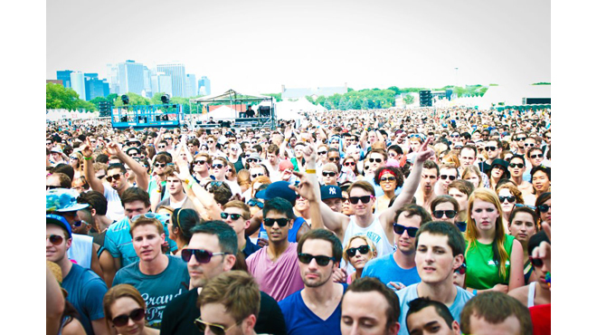 Catch the season's big outdoor music fest
