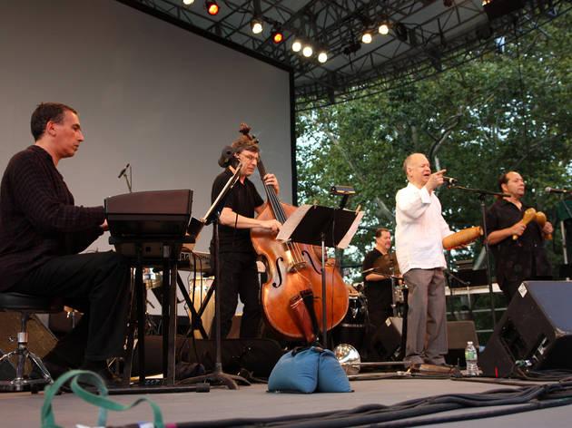 Johnny Colon and His Orchestra + DJ Turmix
