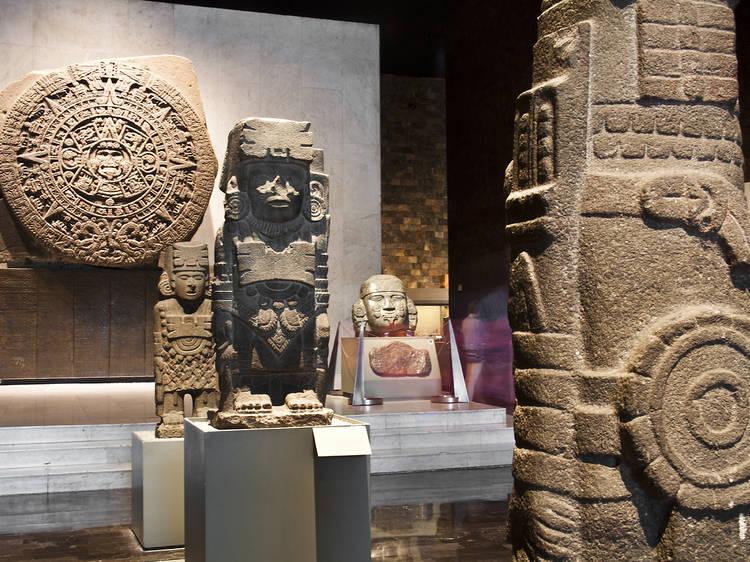 1325- México-Tenochtitlán