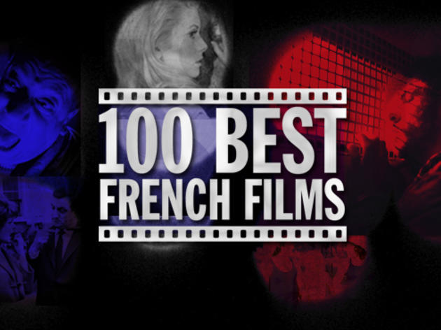 The 100 best French films