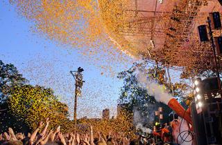 Central Park, SummerStage