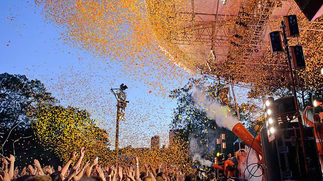 Central Park in New York: SummerStage
