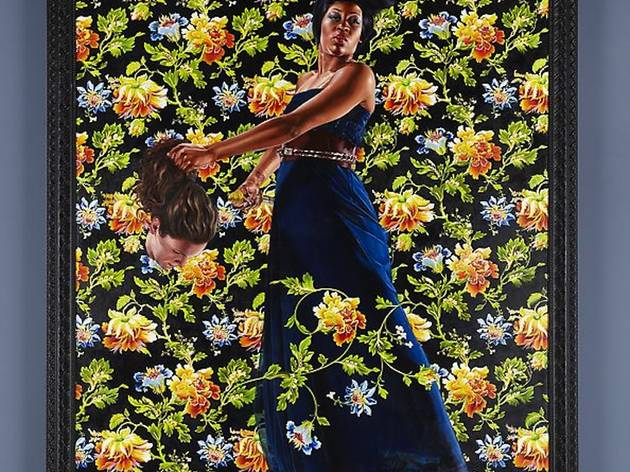 """Kehinde Wiley, """"An Economy of Grace"""""""