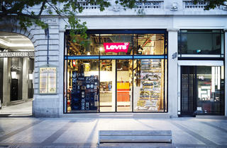 Levi's Store - Champs Elysées (DR Levi's)