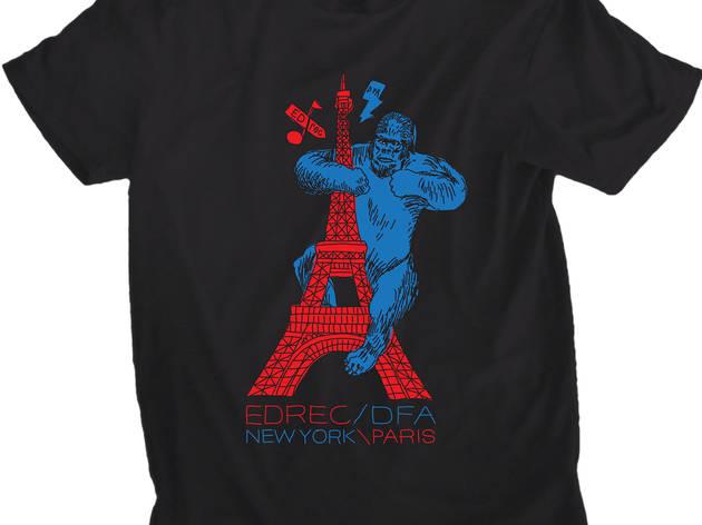 Ed Banger DFA T-shirt (DR Levi's)