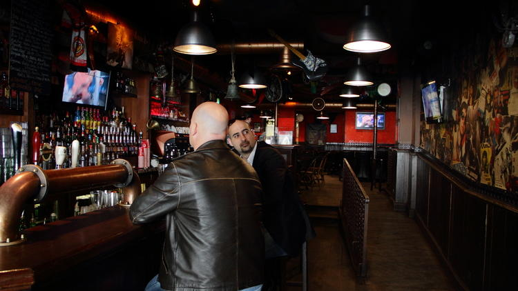 James Hetfeeld's Pub