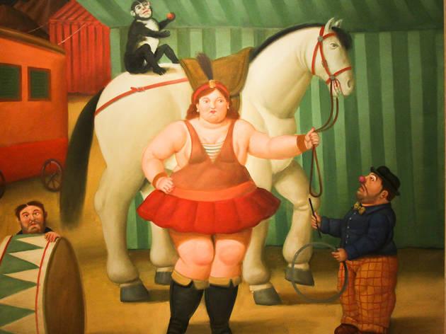 Fernando Botero, una celebración