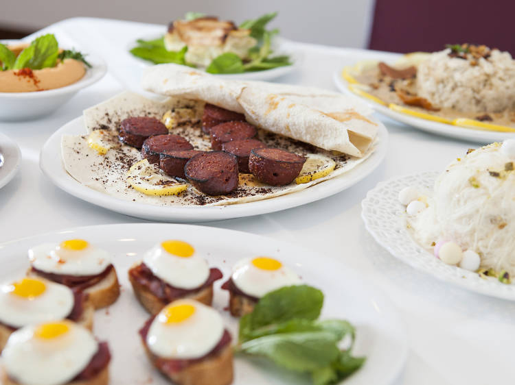 The best Middle Eastern restaurants in NYC