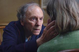Jean-Louis Trintignant and Emmanuelle Riva in Love
