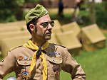 Jason Schwartzman in Moonrise Kingdom