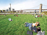 New York's best things to do 2012: Best park in Brooklyn: Brooklyn Bridge Park