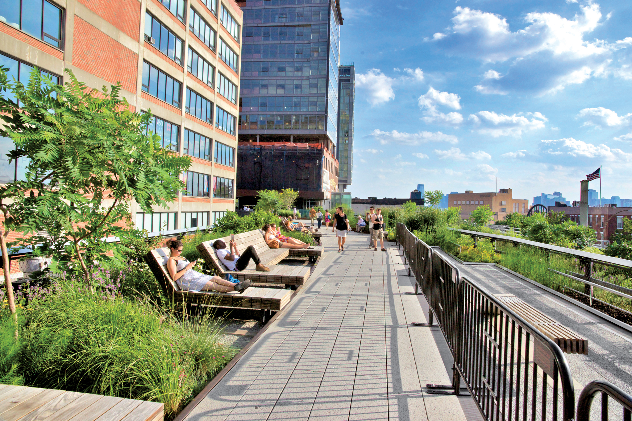 The complete guide to the High Line